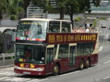 大巴士香港島遊