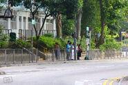 Shun Lee Estate Minibus Terminus (San Lee Street) 201804 -1