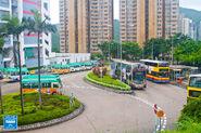 Hong Sing Garden Public Transport Interchange 20160606 4