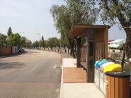 Fairview Park number six bus stop