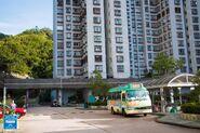 Mayfair Gardens Minibus Terminus 20190618