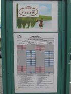 NR115 timetable Sep13