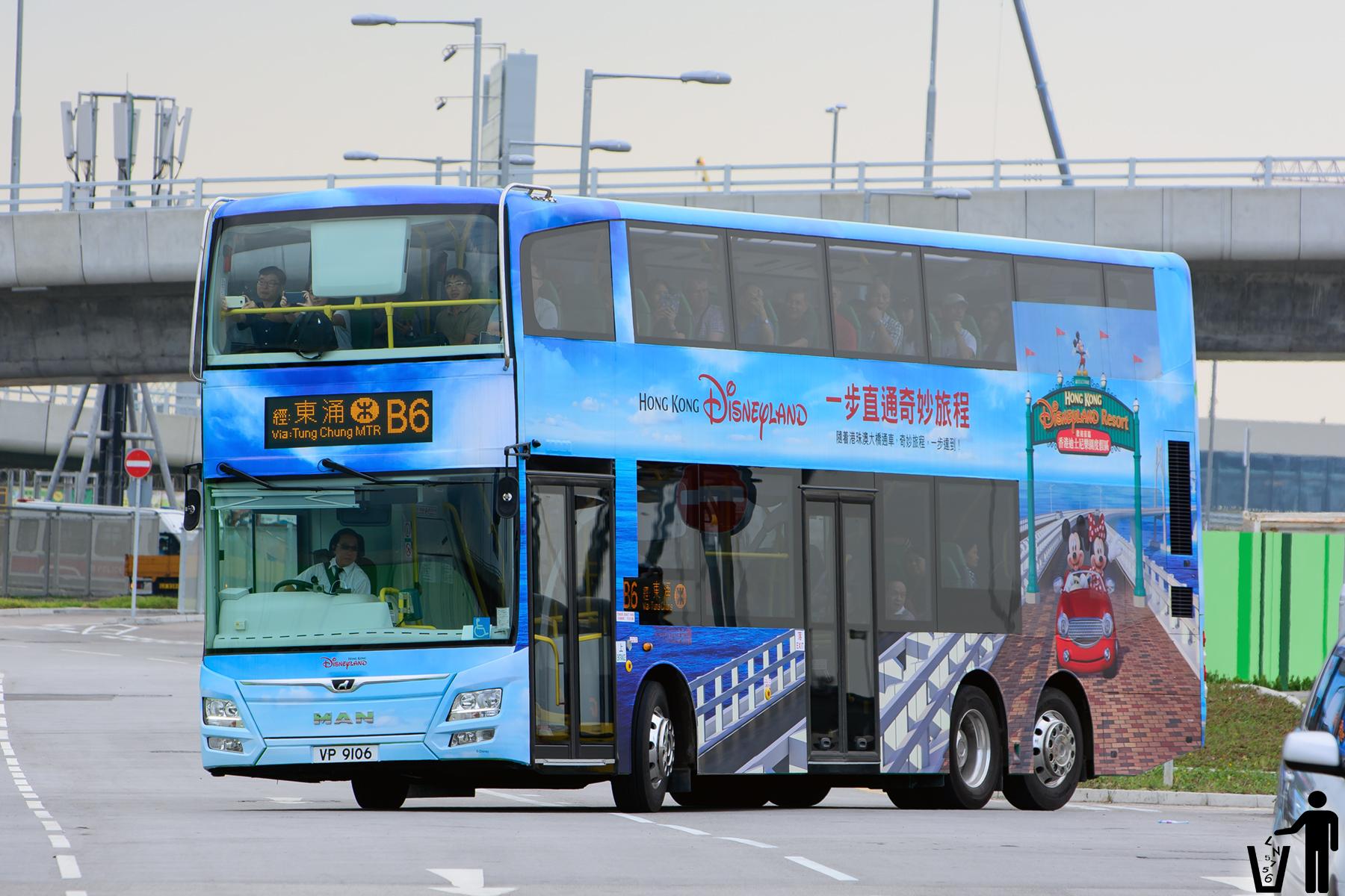 嶼巴b6線| 香港巴士大典| fandom powered by wikia