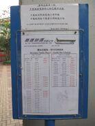 NR322 timetable Apr12