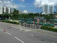 Ching Ho Estate Bus Stop-W