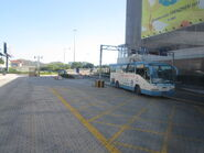 Huanggang Port 2011 arrival 1