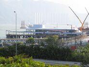 Chek Lap Kok Ferry Pier Oct12 2