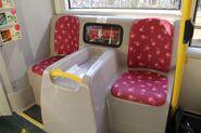 KMB E200 Seat