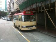 DC3837 Tsuen Wan(Fok Loi Estate) to Jordon Road