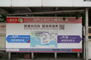 Tuen Mun Road Interchange Bus Stop Adv