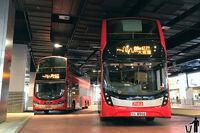 UW5960 VA8966-68M Bus parade