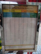 KR15 Timetable