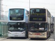 KMB 67R Siu Hong Station (N) PTI