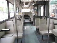 KMB Dennis Lance double door seats