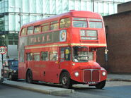 Stagecoach London AEC Routemaster RM2050 ALM50B on Heritage Route 15
