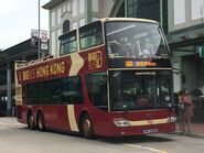 12 Big Bus Red Route - Hong Kong Island Tour 11-10-2018