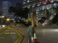Cheung Kong Center night