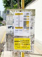 NR806 bus stop 04-07-2020