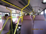 KMB AV528 lower decker seats