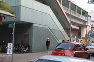 Sheung Shui San Fat Street Gueen Bus