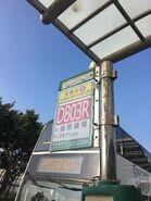 DBTSL DB03R bus stop 15-01-2020