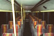CTB Bus Fleet No 659 compartment