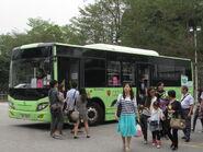 CUHK Wuzhoulong electric bus 1