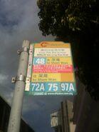 Chan Pak Sha School bus stop 1
