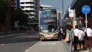 KMB RW7232@89X City One Railway Station