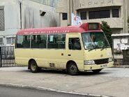 NU7275 Yuen Long to Sheung Tsuen(Route 23) 04-08-2020
