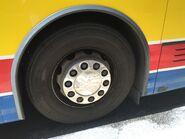 ADL E500 Wheel