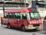 FX9036 Jordon Road to Tsuen Wan(Fok Loi Estate) 26-09-2019