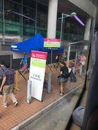 MTR Free Shuttle Bus TKL4 stop 4 09-10-2019