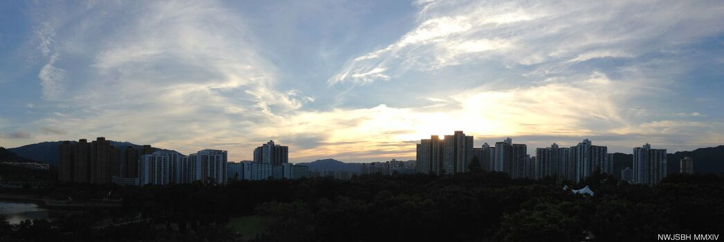 Tai Po District Panoramas(0602)