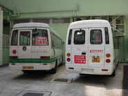 Mitsubishi Rosa - rear