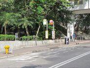 SKW Plaza uphill