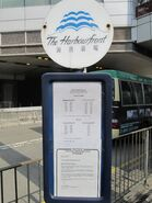 The Harbourfront Hung Hom MTR stop
