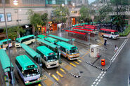 Wo Mun Street PLB Terminus 20160404