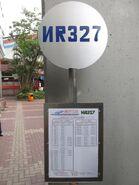 Tsuen Wan Station NR327 stop Jan13 1