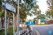 Pat Heung Road near Kam Tin Road 20171029