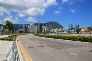 Shing Kai Road To Kwa Wan Section