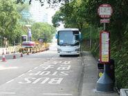 CUHK Bus Stop 3