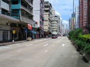 Lai Chi Kok Road near SKMS 20170622