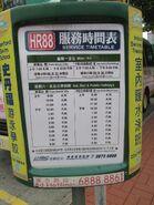 HR88 timetable eff 20140913