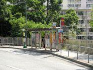 Wah Ching House Wah Fu Estate bus stop----(2013 10)