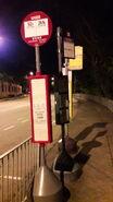 20180107 Aegean Coast Bus Stop (W)