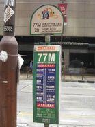 KNGMB 77M Stop