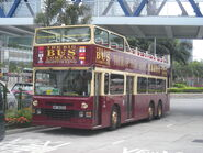 Big Bus NR3633@Green Route