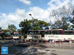 Retired CUHK bus