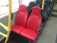 MTR bus priority seat